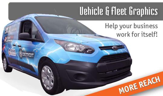 Vehicle and Fleet Graphics AD