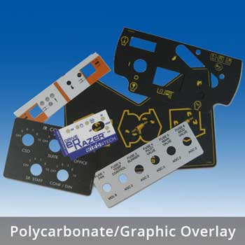Polycarbonate Overlay