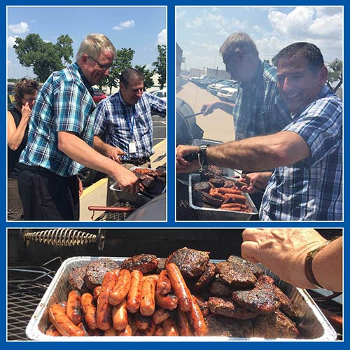 BBQ Collage July 2017