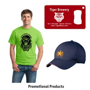 Promotional Products for Breweries