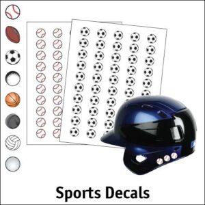 Sports Decals