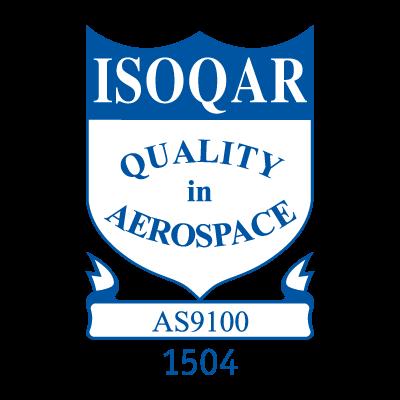 ISO9001-AS9100 Certification Logo