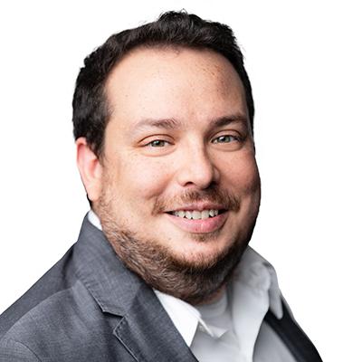 Jason Rowe, marketing manager