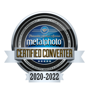 Metalphoto Certified Converter for 2020-2022